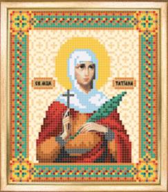 СБИ-014 Св. мученица Татьяна - схема для вышивания - чм