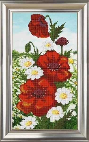 СЧ-706 Полевые цветы - схема (Велисса)