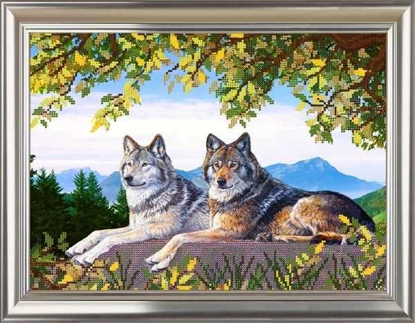 СЧ-724 Волки. В горах - схема (Велисса)