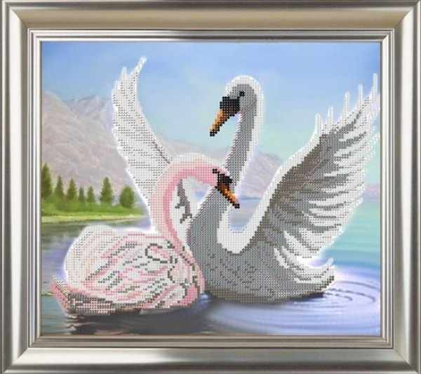 СЧ-726 Пара лебедей - схема (Велисса)