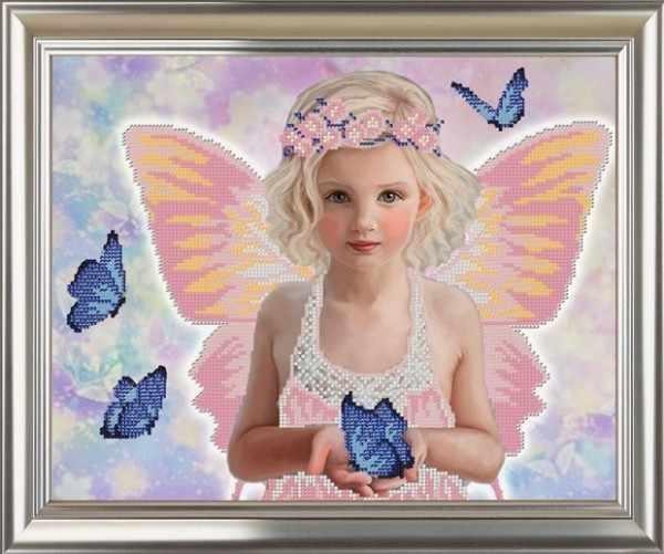 СЧ-855 Фея бабочек - схема (Велисса)