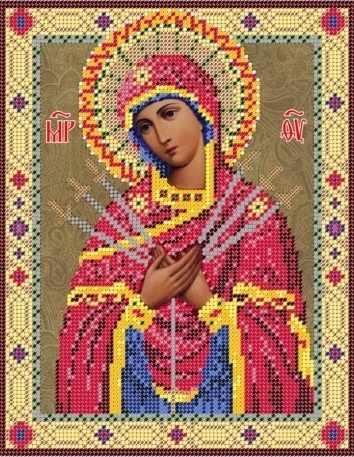Семистрельная икона Божьей Матери (Простор)