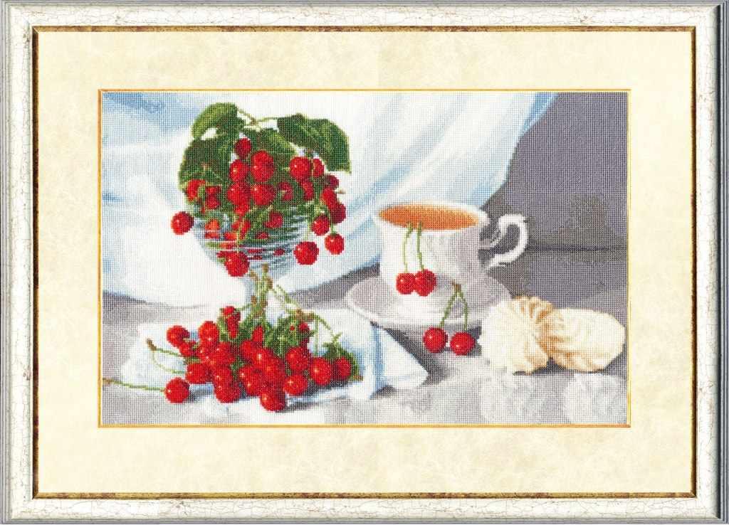 СЖ-030 Вишневый чай.Стиль жизни