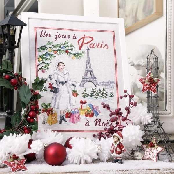 "SKJPNA/JOU ""Рождество в Париже"" (ПВ)"