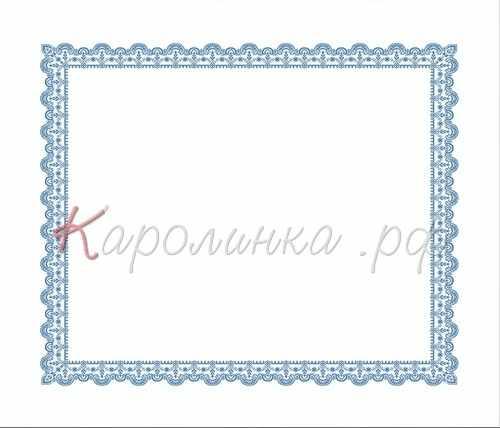 СКК 1401 Заготовка для скатерти (Каролинка)