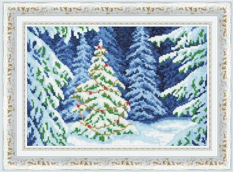 СО-013  Сказочная поляна. С Рождеством