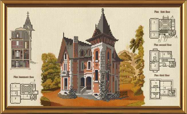 СР 4124 Загородный дом