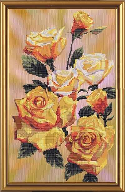 СР 3041 Желтые розы