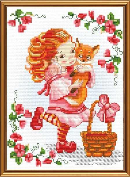 СВ 5572 Рыженький любимчик