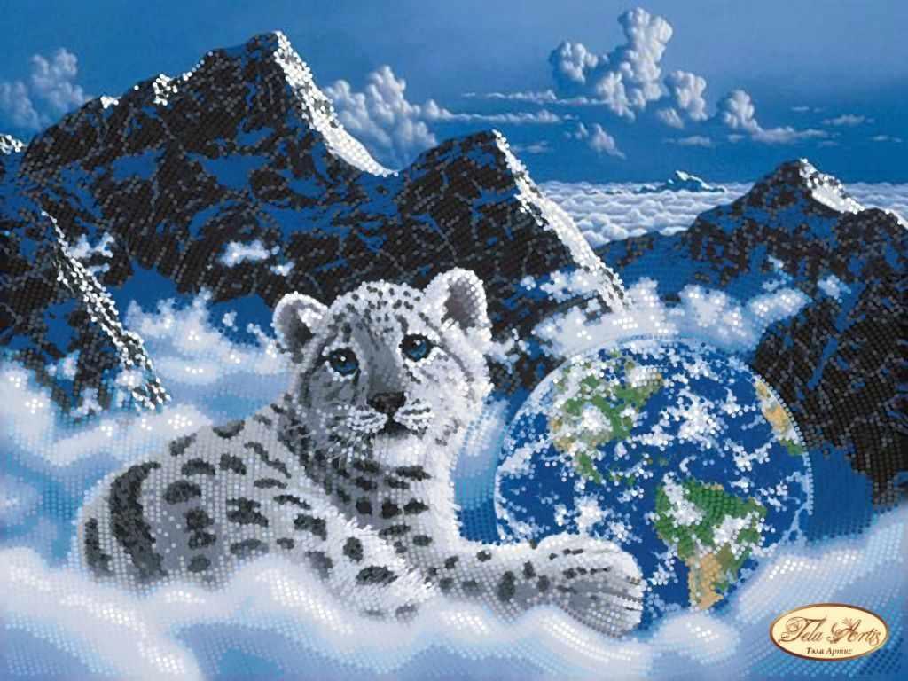 ТА-068 - Снежный барс. Спасем планету (Tela Artis)