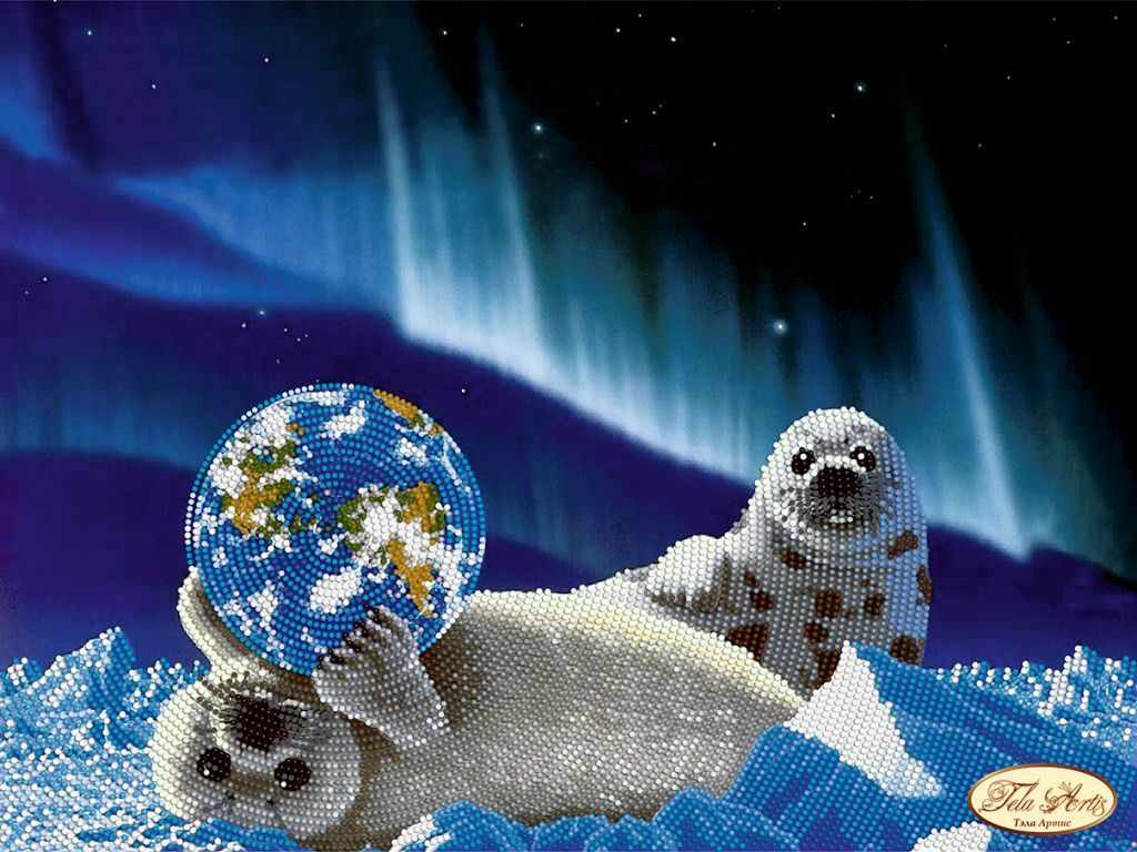 ТА-078 - Морские котики. Спасем планету (Tela Artis)