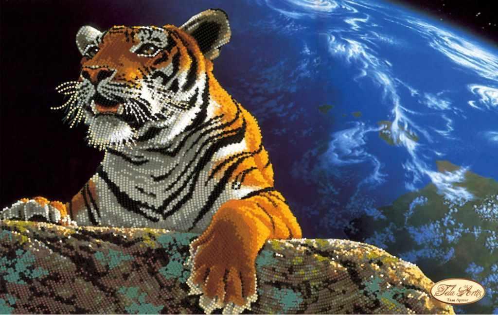 ТА-079 - Амурский тигр. Спасем планету (Tela Artis)