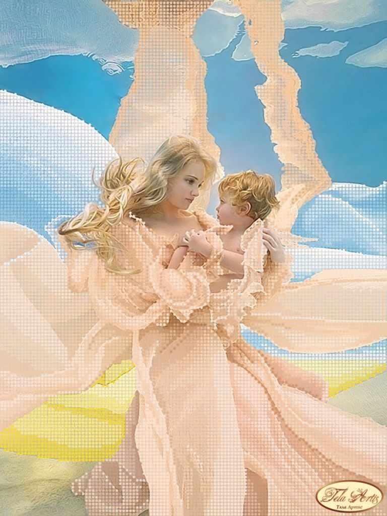 ТА-134 - Мать и дитя (Tela Artis)