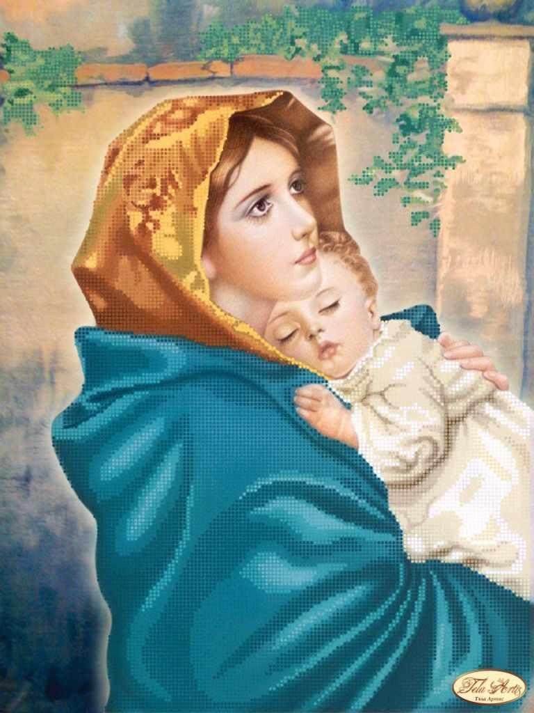 ТК-008 - Мадонна с младенцем (Tela Artis)