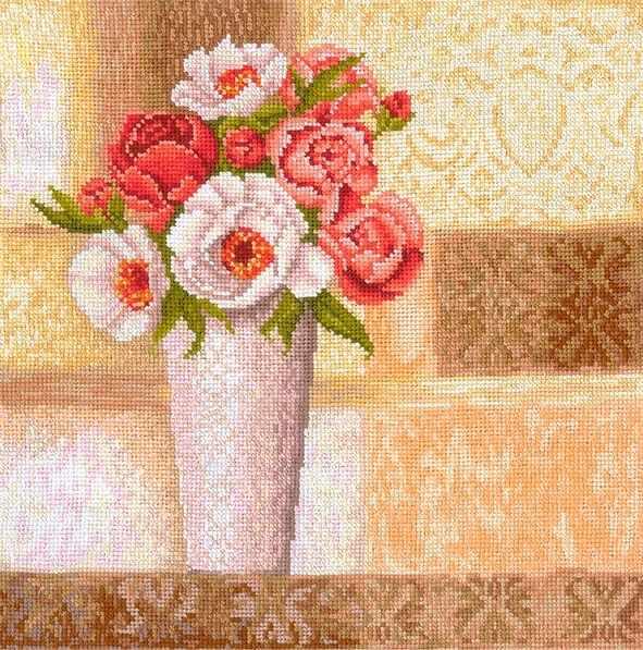 В-25 Винтажные розы
