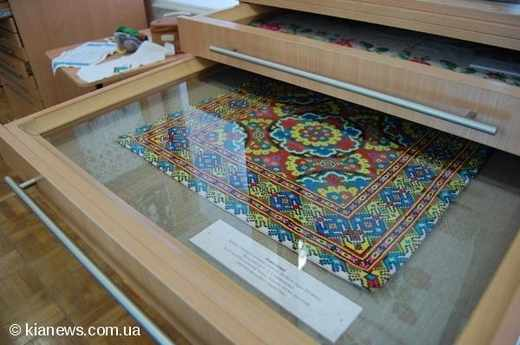 В Симферополе начал работать Музей украинской вышивки