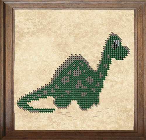 В104 Динозаврик - схема