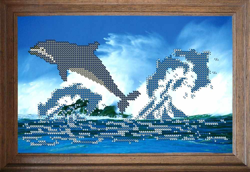 В201 Дельфины - схема
