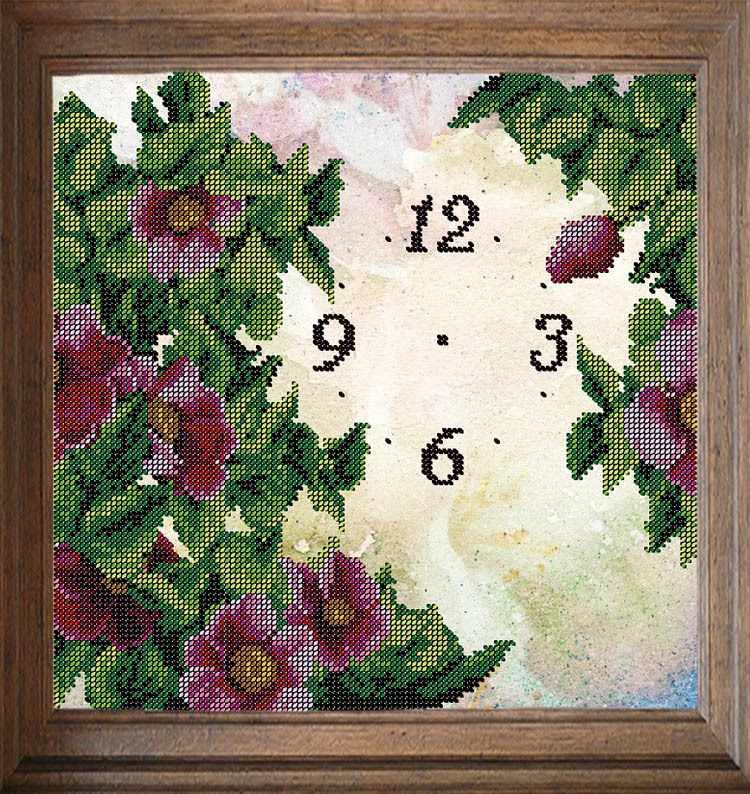 В412 Часы Изобилие - схема
