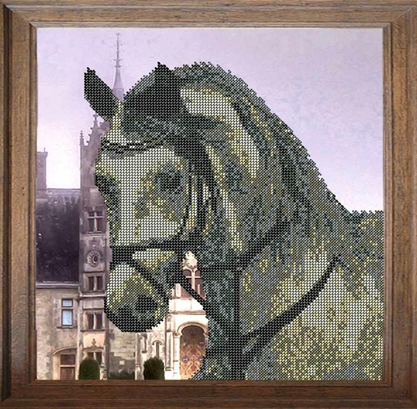 В505 Лошадь - схема