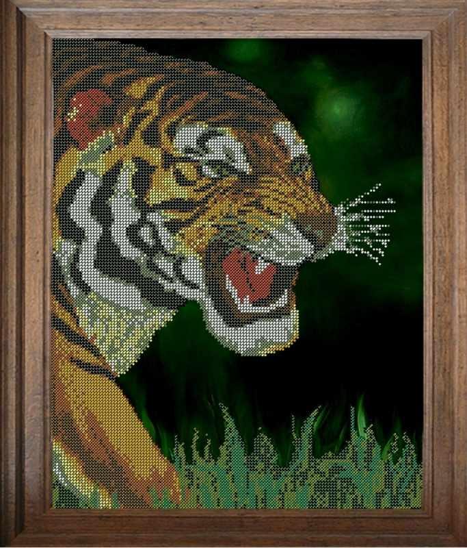 В604 Тигр - схема