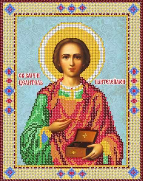 Великомученик Пантелеймон (Простор)