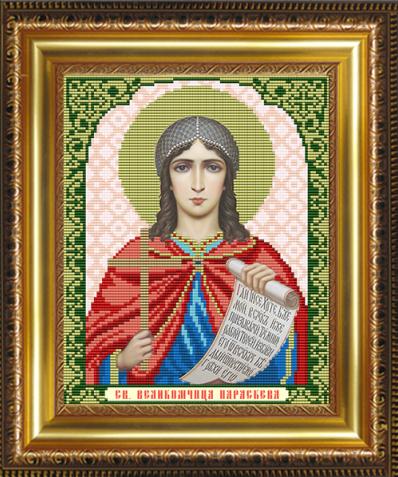 VIA4040 Св. Великомученица Параскева - схема (Art Solo)