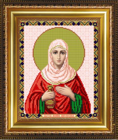 VIA4080 Св. Иоанна - схема (Art Solo)