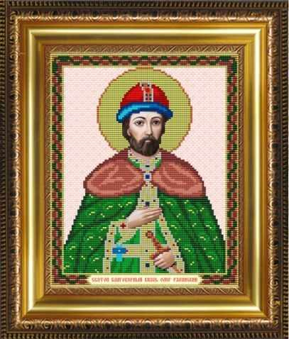 VIA4083 Св. Преподобный Князь Олег - схема (Art Solo)
