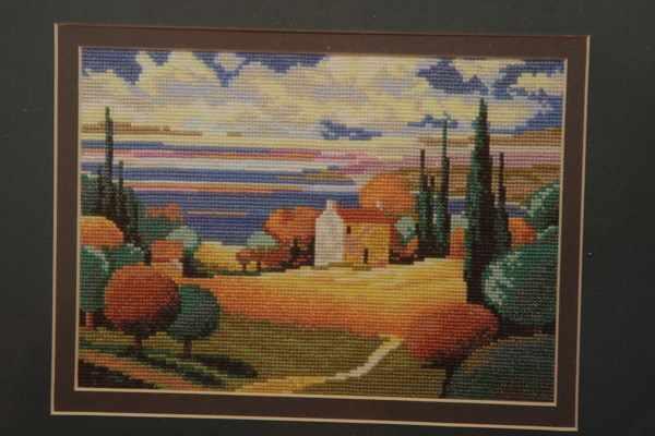 Выставка вышивки открылась в Гомеле