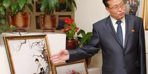 Выставку корейской вышивки откроют в Приморье ко дню рождения Ким Чен Ира