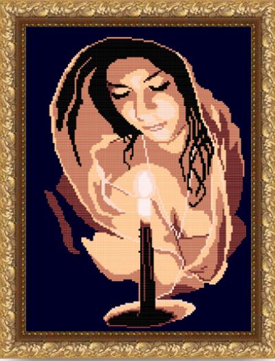 VKA3026 Молитва - схема (Art Solo)