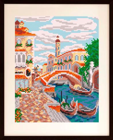 VKA4018 Венеция - схема (Art Solo)