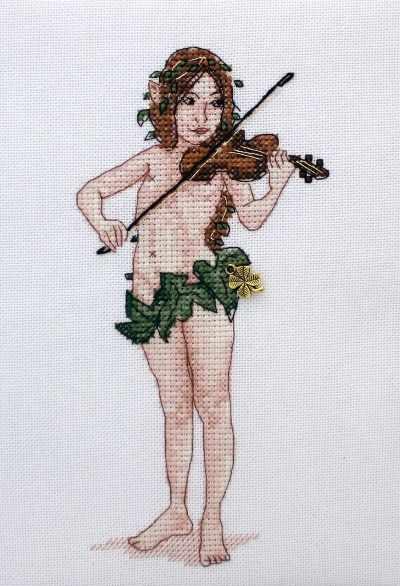"""ВЛ-15 """"Чудесная скрипка"""" (Neocraft)"""