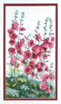 """ВТ-013 """"Цветы у дома"""" - чм"""