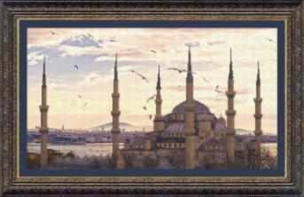 "ВТ-516 ""Мечеть Султанахмет"" -чм"
