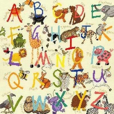 XAA1 Animal Alfabet (BT)