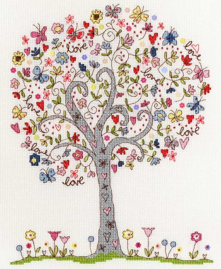 XKA2 Love Tree (BT)
