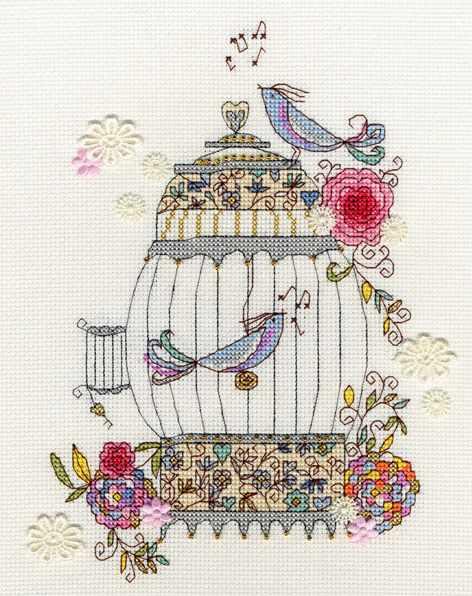 XKA3 Love Birds (BT)
