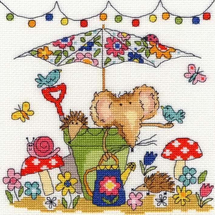 XSW8 Garden Mouse (BT)
