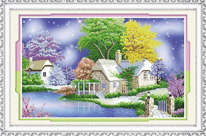 Y6088 мозаика 6D (Honey home)