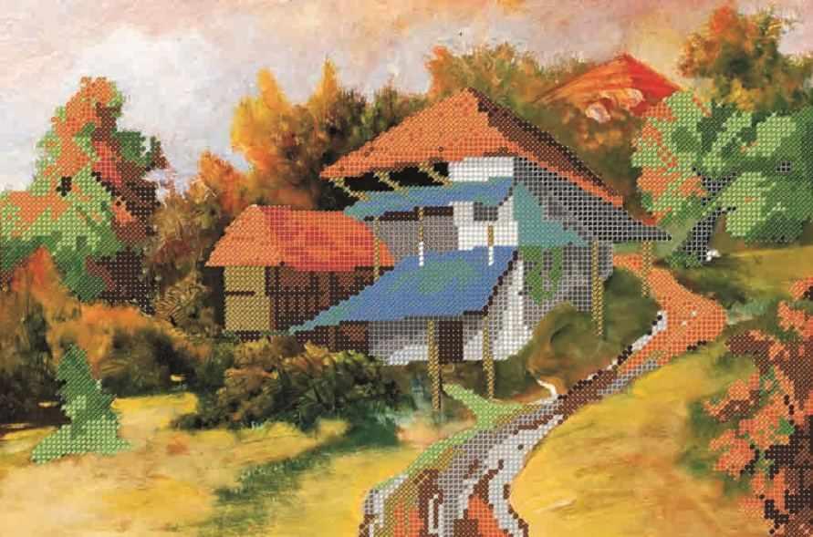 Южная деревенька (Простор)