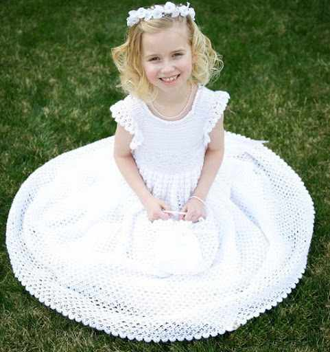 вязание спицами и крючком для девочек особенности красивые вязаные