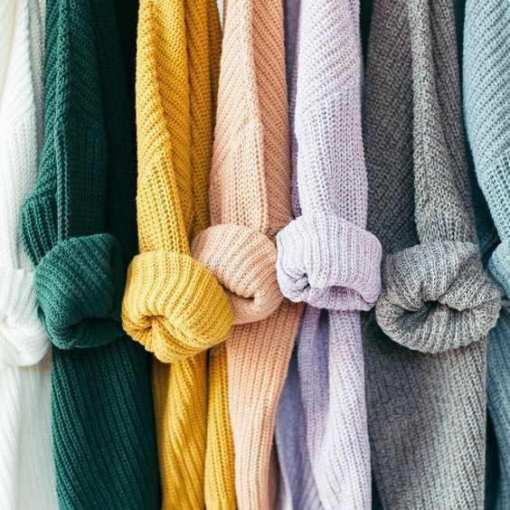 как стирать шерстяные вещи средства особенности стирки вязаных
