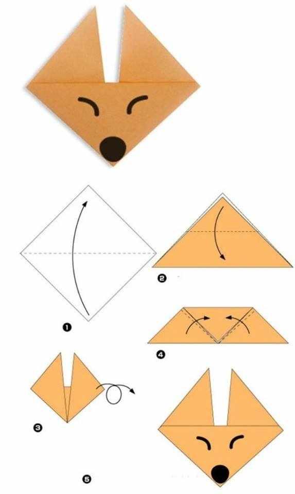 Бумажные кораблики  схемы оригами  Из Бумаги  Страница