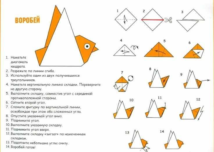 Как сделать кораблик из бумаги своими руками схемы