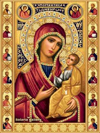1111-79 Иверская Св. Богородица