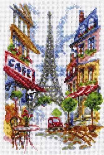 M292 Уютный уголок Парижа