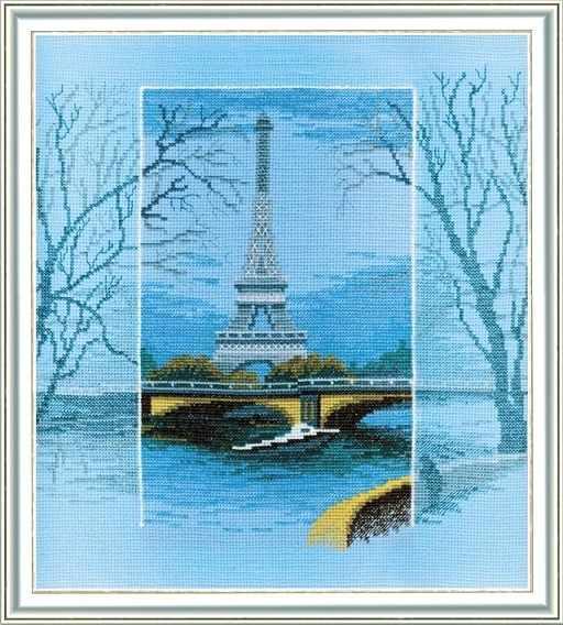 """286 """"Увидеть Париж""""  - чм"""