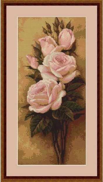 B0453 Розы (Luca-S)